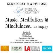 Music Meditation & Mindfulness
