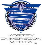 Vortex Immersion Media Logo